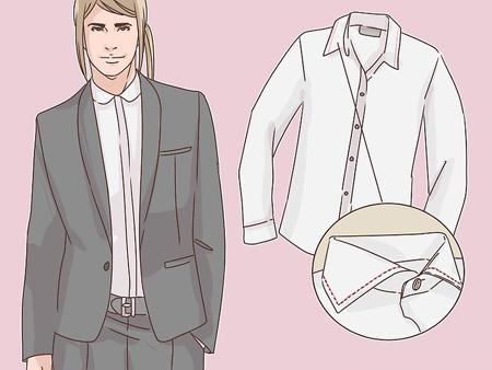 ست کردن کت و کراوات