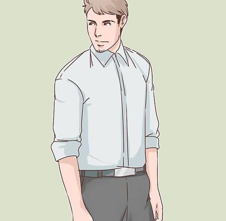 نحوه ست کردن کت و کراوات برای شیک پوش بودن