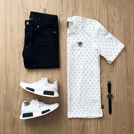ست لباس های مردانه