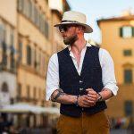 مدترین استایل ها و مدل لباس های جدید مردانه ۲۰۱۷