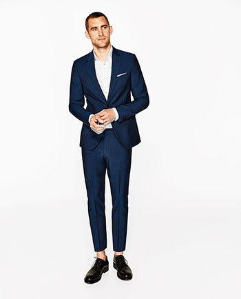 لباس های مردانه زارا