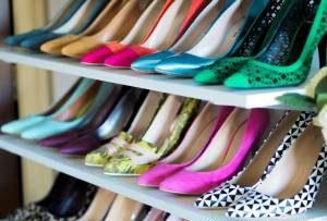 با هر رنگ لباس چه کفشی مناسب است