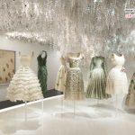 تصاویری از بزرگترین گالری لباس در پاریس به مناسبت هفتادمین سالگرد برند لوکس دیور