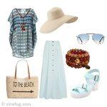 ست های لباس مجلسی فوق العاده زیبا برای تابستان ۹۶