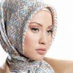 جدیدترین مدل های بستن روسری شیک و باحجاب