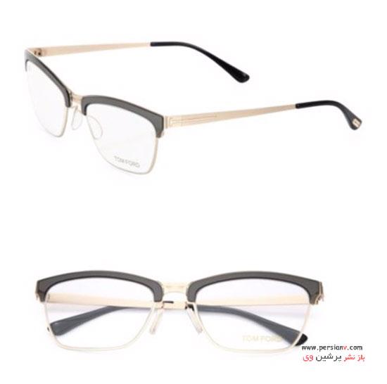 مدل فریم عینک های بی رنگ