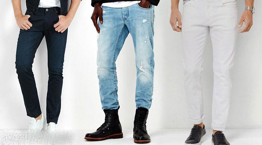 اصول خرید شلوار جین مردانه را بیاموزید و اجرا کنید