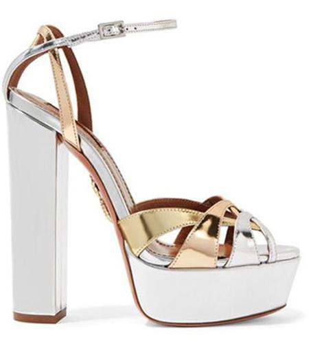 راحت ترین و جدیدترین مدل های کفش عروس 2017