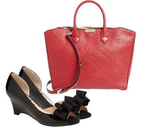 مدلهای ست کیف و کفش