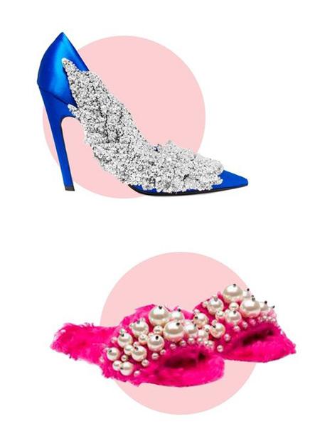 کفش بدون پاشنه