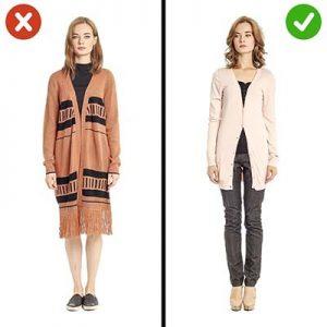 اصول درست لباس پوشیدن که هیکل شما را زیباتر نشان میدهد