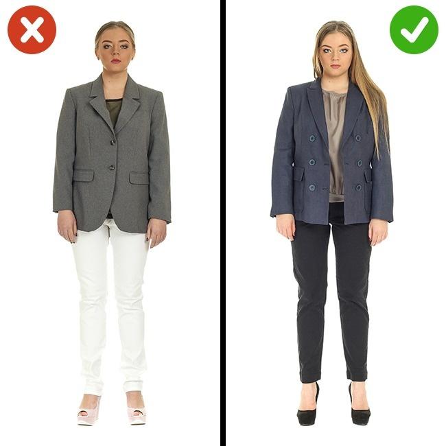 اصول درست لباس پوشیدن