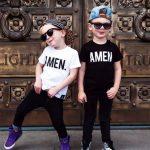 مدل های جدید و شیک لباس تابستانی پسرانه 2017 برای بچه ها