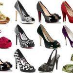 توصیه های ست کفش و لباس بر اساس رنگ
