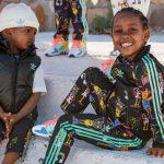 کالکشن لباس بچه گانه آدیداس در پاییز و زمستان ۲۰۱۷