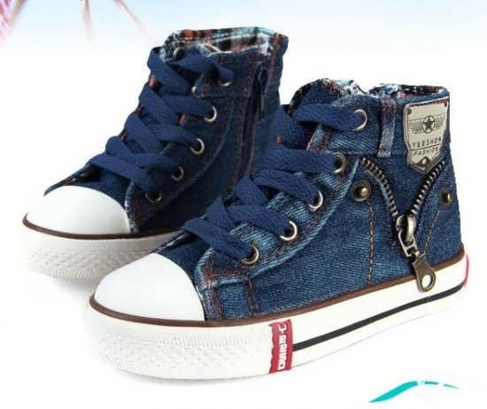زیباترین مدل های کفش بچگانه