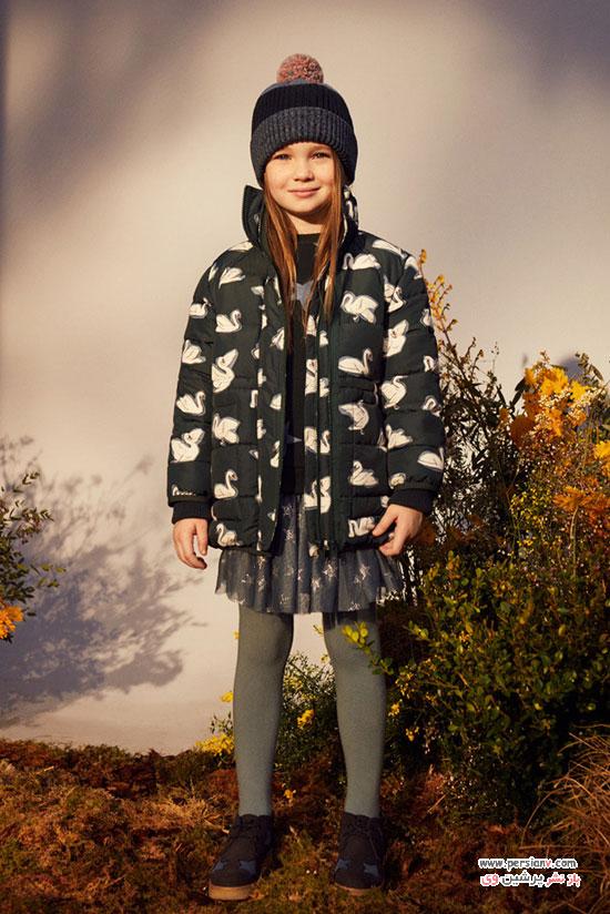 مدل لباس بچه گانه پاییزی