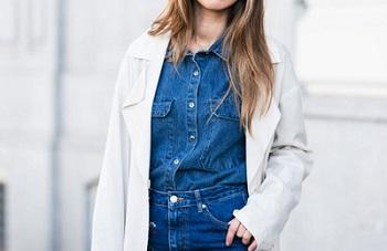 راهنمای انتخاب و پوشش لباس جین برای خانم ها