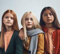مدل لباس بچه گانه های شیک برند مولو در پاییز و زمستان ۲۰۱۷