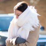 مدل شال گردن های بزرگ و شیک برای گرم و نرم بودن در زمستان!