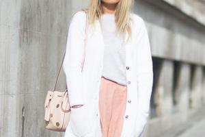بلوز و ژاکت های بافتنی شیک زنانه از برندهای روز دنیا