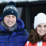 استایل های زمستانی و زیبای کیت میدلتون در سفر به نروژ