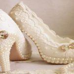 اصول و نحوه انتخاب کفش عروس