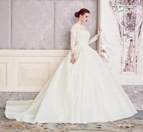 لباس عروس ترکیه ای