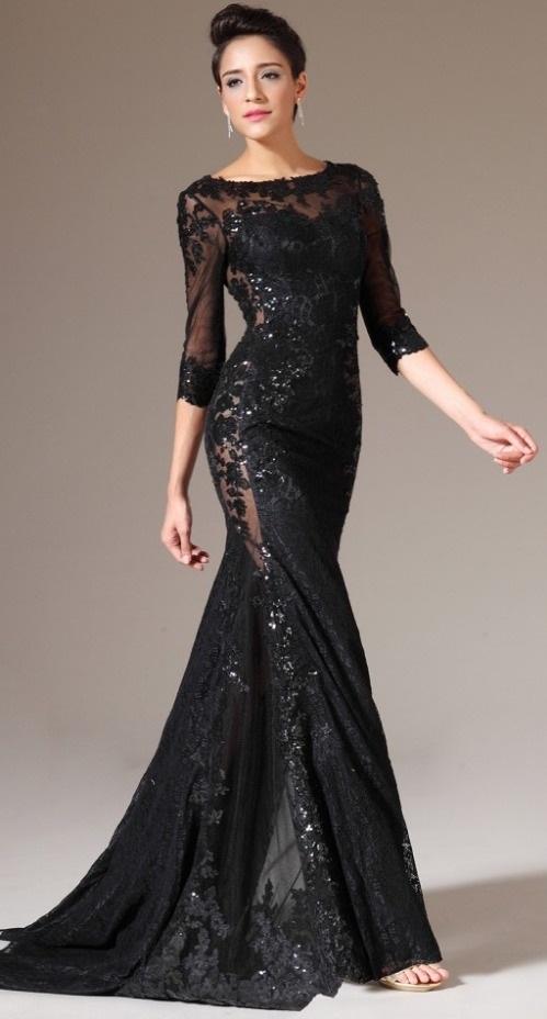 لباس شب شیک مناسب