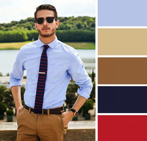 اقایان چگونه لباس بپوشند
