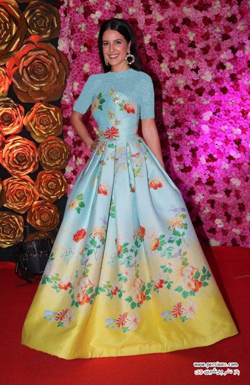 مدل لباس آیشواریا