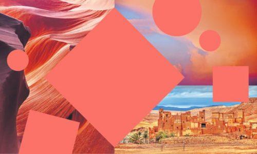 رنگ سال ۲۰۱۹ رنگی بسیار جذاب و زنده در دنیای مد