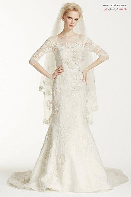 جدیدترین مدل های لباس عروس