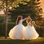 شیک ترین مدل های لباس عروس دخترانه
