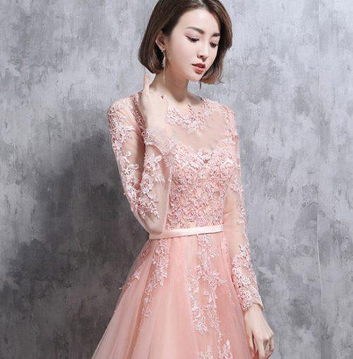 مدل لباس مجلسی شیک کوتاه و بلند زنانه برای جشن ها