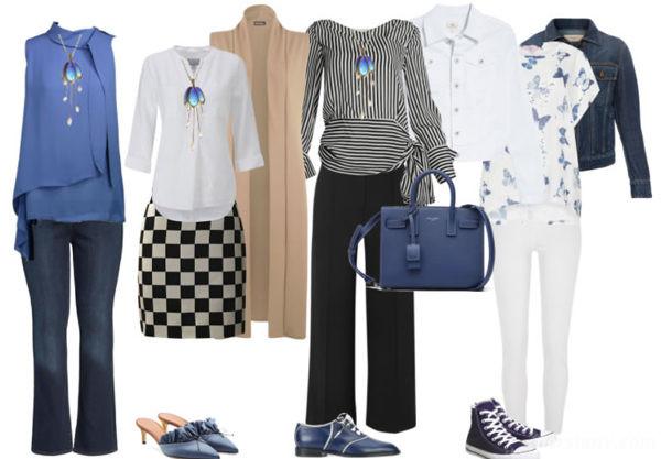 انتخاب بهترین طرح لباس با تشخیص فرم هیکل