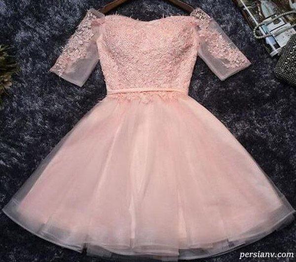 ایده های زیبا برای لباس مجلسی دخترانه نوجوان