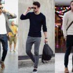 آموزش ست کردن لباس مردانه سبک غیررسمی