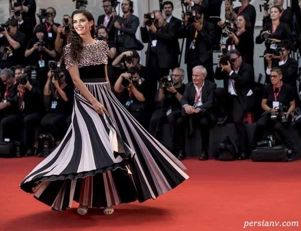 جشنواره فیلم ونیز ۲۰۱۹ بازار گرم لباس های رنگارنگ