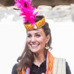 تیپ و استایل کیت میدلتون در سفر پنج روزه به کشور پاکستان