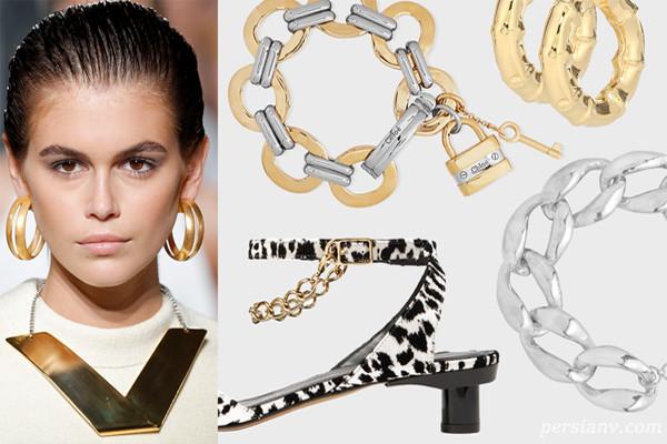 ترند مدل جواهرات ۲۰۲۰ که در فشن سال فرمانروایی می کنند