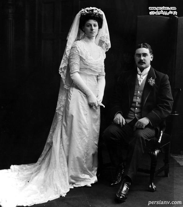 لباس عروس های کاملا پوشیده