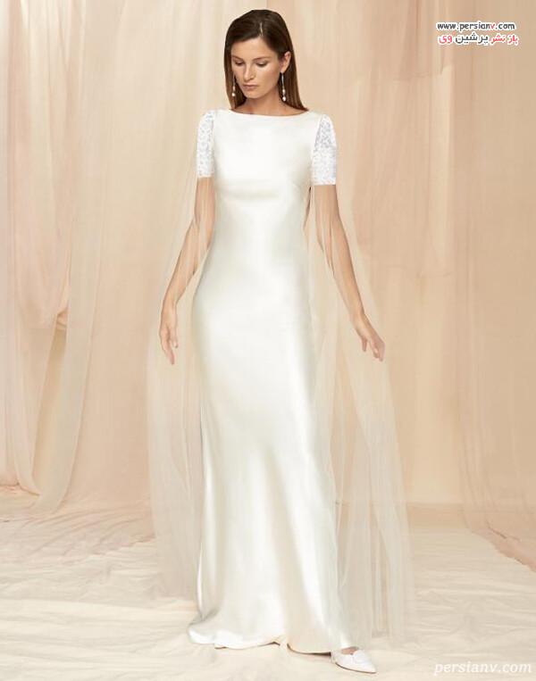 لباس ساده عروس