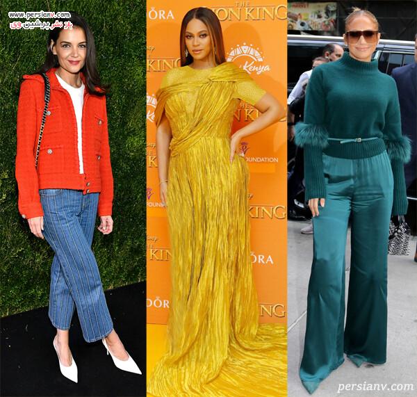 انتخاب رنگ لباس بر اساس پوست