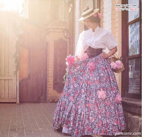 دختر اوکراینی