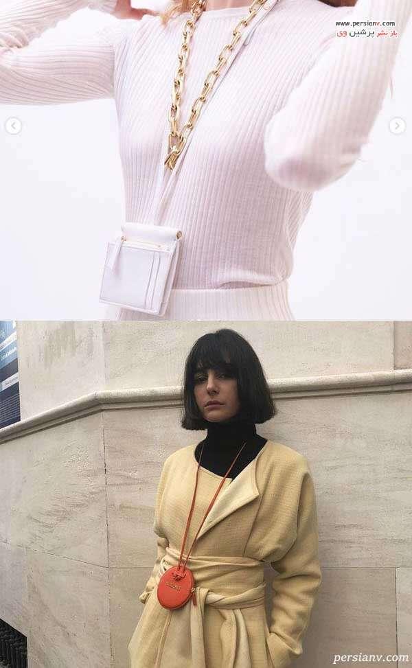 مدل کیف گردنبندی