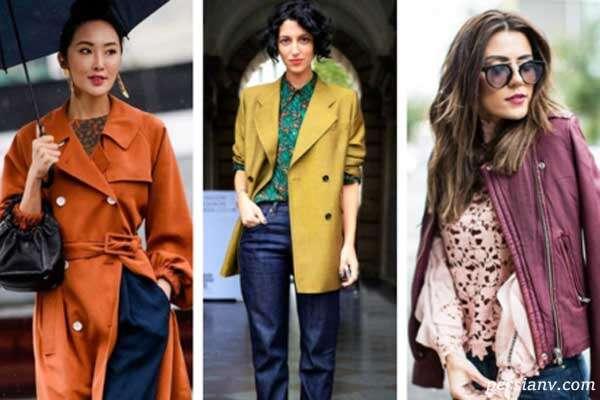 رنگ های مکمل در لباس که همیشه نتیجه خوبی دارند