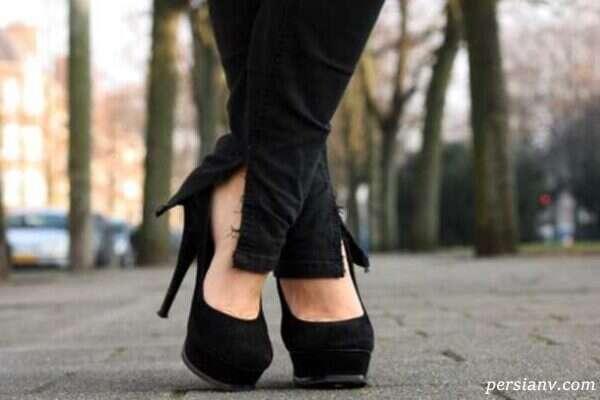 چگونه شلوار جین را با کفش هایمان هماهنگ کنیم؟
