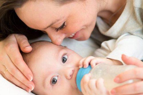 اسپاسم در نوزادان