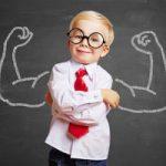 ۹ روش برای ایجاد اعتماد به نفس در کودکان